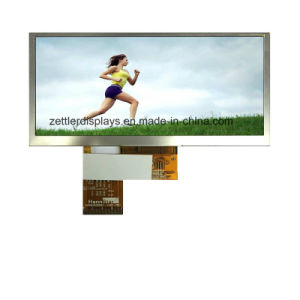 """4.3""""TFT Screen with Capacitive Touch Panel: ATM0430d12f-CT pictures & photos"""