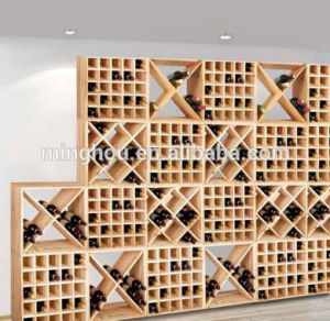 Wholesale Price Wine Display Rack for Cellar/Supermarket pictures & photos