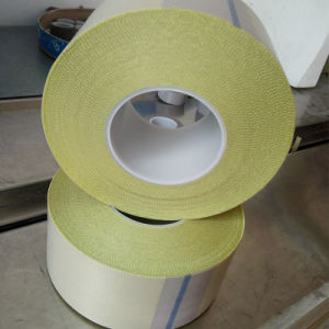 Pure PTFE Grey Film Coated Paper Tape pictures & photos