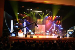 P4mm LED Video Display for Stage Performance pictures & photos