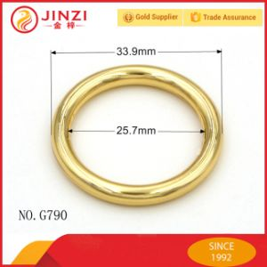 Pantone Colors Plating Zinc Alloy Circle Ring pictures & photos