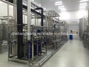 2t/H Yogurt Production Line/Curd Production Line pictures & photos