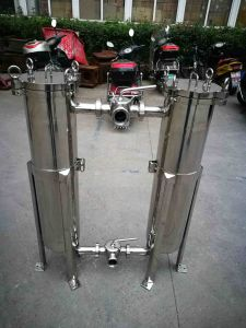 Stainless Steel Bag Filter Housing, Duplex Bag Filter, Bag Filters for Water Filtration pictures & photos