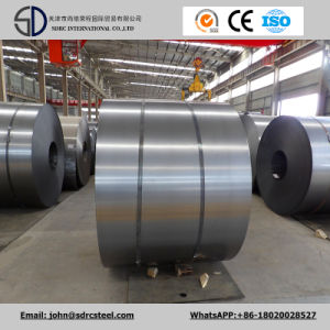 CRC SPCC DC01 St12 ASTM A366 Cold Rolled Carbon Steel Coil pictures & photos