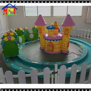 Kiddie Amusement Ride Color Little Train for Kids Fun pictures & photos