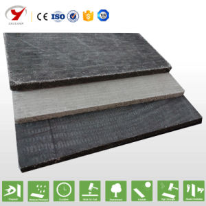 Grey Color MGO Board 12*1200*2400 Tapered Edge pictures & photos