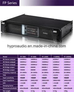 Fp10000q Four Channel Digital Amplifer Class D Big Power Amplifer pictures & photos