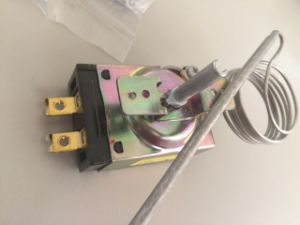Electric Oven Capillary Regulator Thermostat pictures & photos