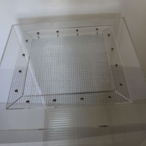 Acrylic Pet Supply Bird Cage Parrot House pictures & photos