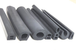 Foam Polystyrene Rubber Heat Resistant Tube pictures & photos