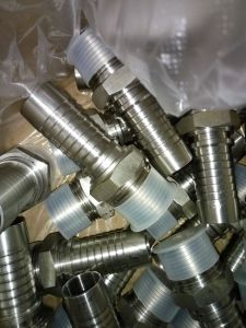 """316 S/S 1"""" NPT Thread Nipple Fitting (22611) pictures & photos"""