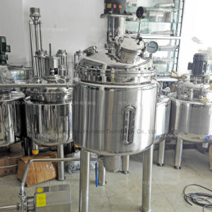 Stainless Steel Dishwashing Liquid Making Machine for Shampoo pictures & photos