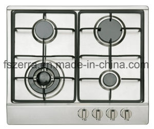 New Kind Built in Gas Cooker Hob with 4 Burners Jzs54202 pictures & photos