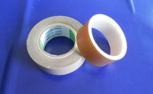 Hot Sale High Temperature Self Adhesive Film Pure PTFE Adheisve Tape pictures & photos