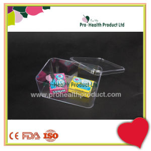 109 X 75 X 24mm Recycling PS Square Food Storage Container pictures & photos