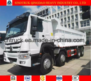 Sinotruk HOWO Brand New 8X4 Dump Truck and Dumper Truck with Rhd pictures & photos