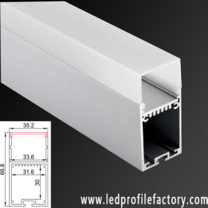 4236 LED Aluminium Profile LED Linear Pendant Light Extrusion Aluminum pictures & photos