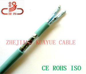 CAT6A 550MHz S/FTP Braid Over Unshielded Twisted Pair/Computer Cable/ Data Cable/ Communication Cable/ Connector/ Audio Cable pictures & photos