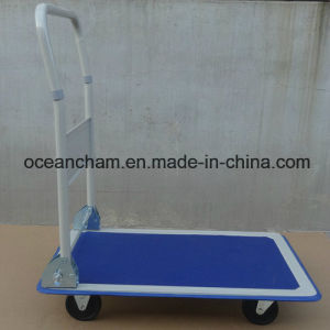 Foldable Platform Hand Truck