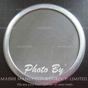 Stainless Steel Wire Filter Disc pictures & photos