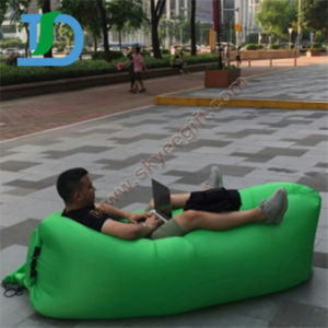 Convenient Fashion Beach Inflatable Sleeping Bags pictures & photos