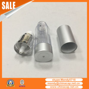 15ml, 30ml, 50ml Aluminium Airless Pump Bottle for Liquid Foundation pictures & photos