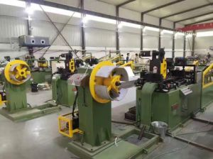 Punching and Swing Cutter Cut to Length Line pictures & photos