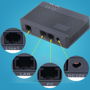 HT-922 2-FXS VoIP Gateway (ATA) pictures & photos