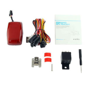 Over Speed Alarm Motorcycle GPS with Remote Controller pictures & photos