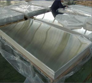 Good Quality Aluminium Sheet AA1100 AA3003 AA5052 AA5005 AA8011 AA6061 AA5083 pictures & photos