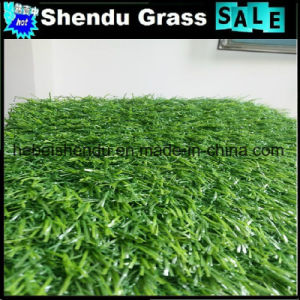 25mm Green Artificial Grass with Waterproof SBR Latex Backing pictures & photos