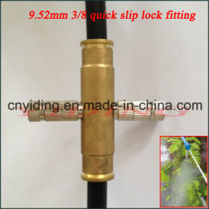 Brass Misting Nozzle with Filter (SCNP) pictures & photos