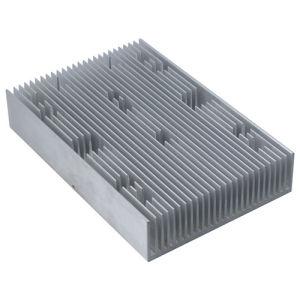 Customized Aluminium Heatsink (Mill Finish or anodized) pictures & photos
