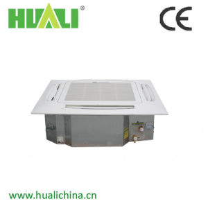 High Cop Cassette Type Fan Coil Units with HVAC Central Condition System pictures & photos