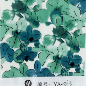 Tsautop 0.5/1m Width Flower Hydro Printing Water Transfer Printing PVA Film pictures & photos