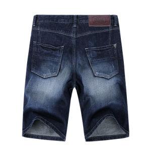 2017 Men Jeans Shorts Fashion Shorts Jeans Cotton Denim Shorts pictures & photos