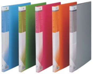 Merry Color Lever Files PP File Folder pictures & photos