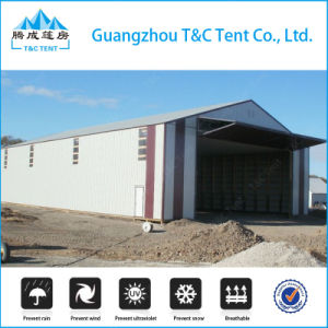 Aluminum Structure Solid Wall Outdoor Warehouse Tent Made by Tc pictures & photos