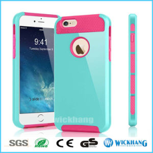 Shockproof Hybrid Rugged Rubber Case for iPhone 6 7 Plus pictures & photos
