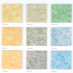 Indoor Usage PVC Vinyl Rubber Flooring in Roll pictures & photos