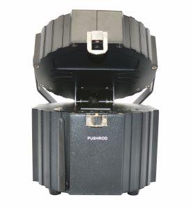 Flightcase DJ Events Wedding PAR Smart Battery Powered Wireless DMX PAR Can RGBWA+UV 6in1 6X12W LED PAR Light pictures & photos