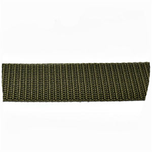 UV Resistant 1 Inch Polyester/Nylon/Cotton Webbing Belts for Military pictures & photos