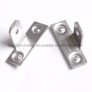 High Precision Punched Stainless Steel Ring Shape Terminal pictures & photos