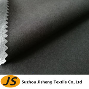 50d Weft High Stretch Wrinkled Polyester Fabric Bonded TPU Film pictures & photos