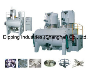 Compounding System for PVC Floor Tile Production pictures & photos