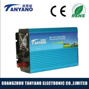 Manufature 600W off Grid Pure Sine Wave Inverter