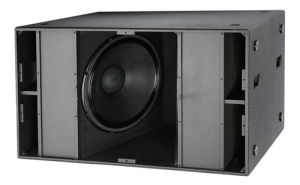 Good Bass! Professional Audio Outdoor Dual 18 Inch Speaker Sound Equipment pictures & photos