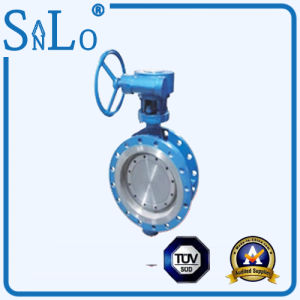 Flange Metal Hard Seal Butterfly Valve pictures & photos