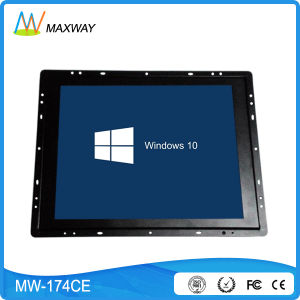 Usbi VGA HDMI Input Open Frame 17 Inch Android Industrial Panel PC Price pictures & photos