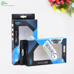 Custom Logo Paper Packaging Boxes for Electronic Accessories (KG-PX095)